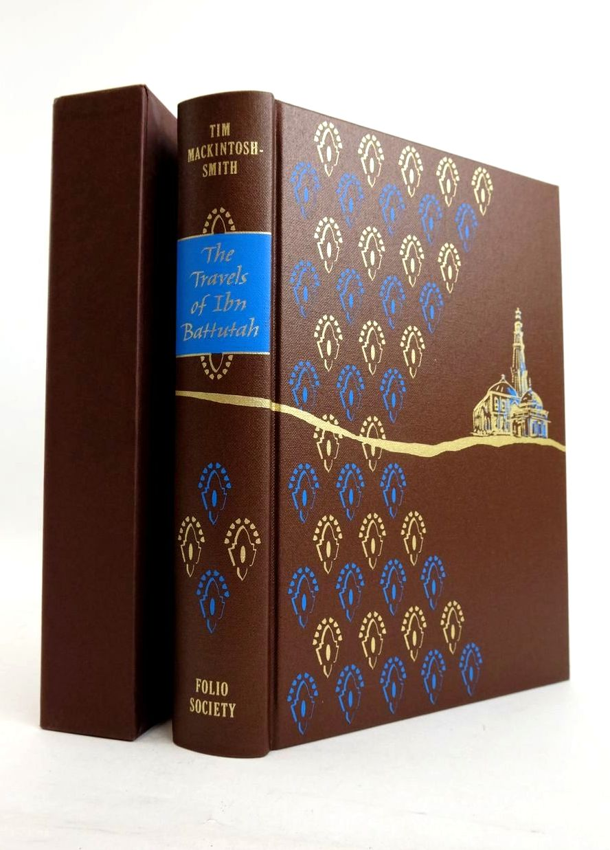 Photo of THE TRAVELS OF IBN BATTUTAH written by Battutah, Ibn Mackintosh-Smith, Tim published by Folio Society (STOCK CODE: 1821365)  for sale by Stella & Rose's Books