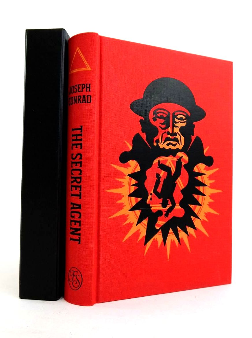 Photo of THE SECRET AGENT: A SIMPLE TALE written by Conrad, Joseph Self, Will illustrated by Jones, Ben published by Folio Society (STOCK CODE: 1821366)  for sale by Stella & Rose's Books