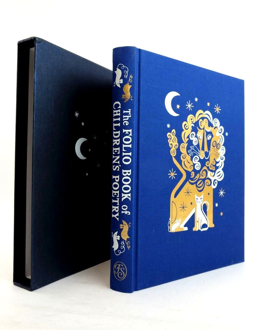 Photo of THE FOLIO BOOK OF CHILDREN'S POETRY written by Lively, Penelope illustrated by Barnes, Lesley published by Folio Society (STOCK CODE: 1821372)  for sale by Stella & Rose's Books