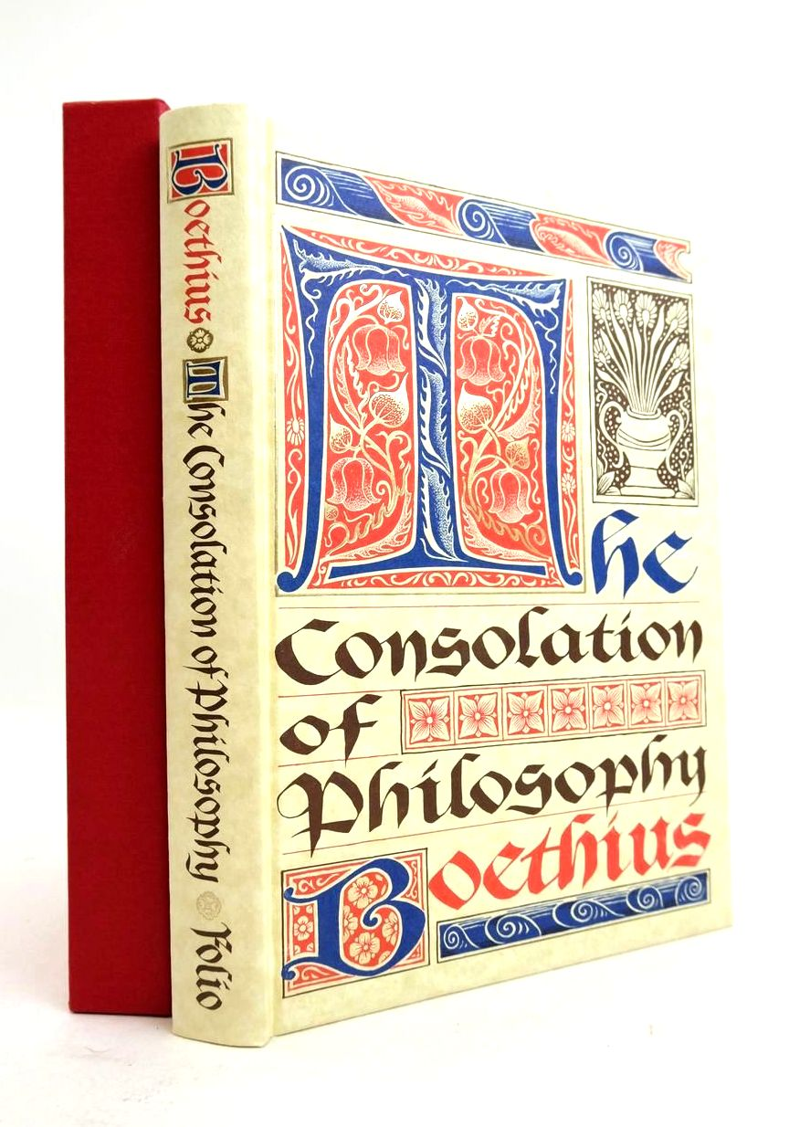 Photo of THE CONSOLATION OF PHILOSOPHY written by Boethius,  Watts, V.E. published by Folio Society (STOCK CODE: 1821376)  for sale by Stella & Rose's Books