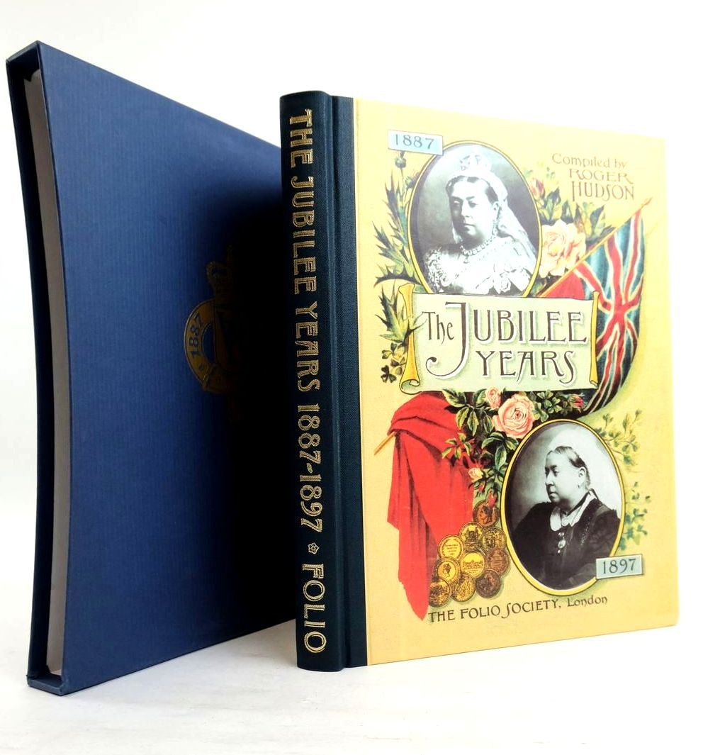 Photo of THE JUBILEE YEARS 1887-1897 written by Hudson, Roger published by Folio Society (STOCK CODE: 1821377)  for sale by Stella & Rose's Books