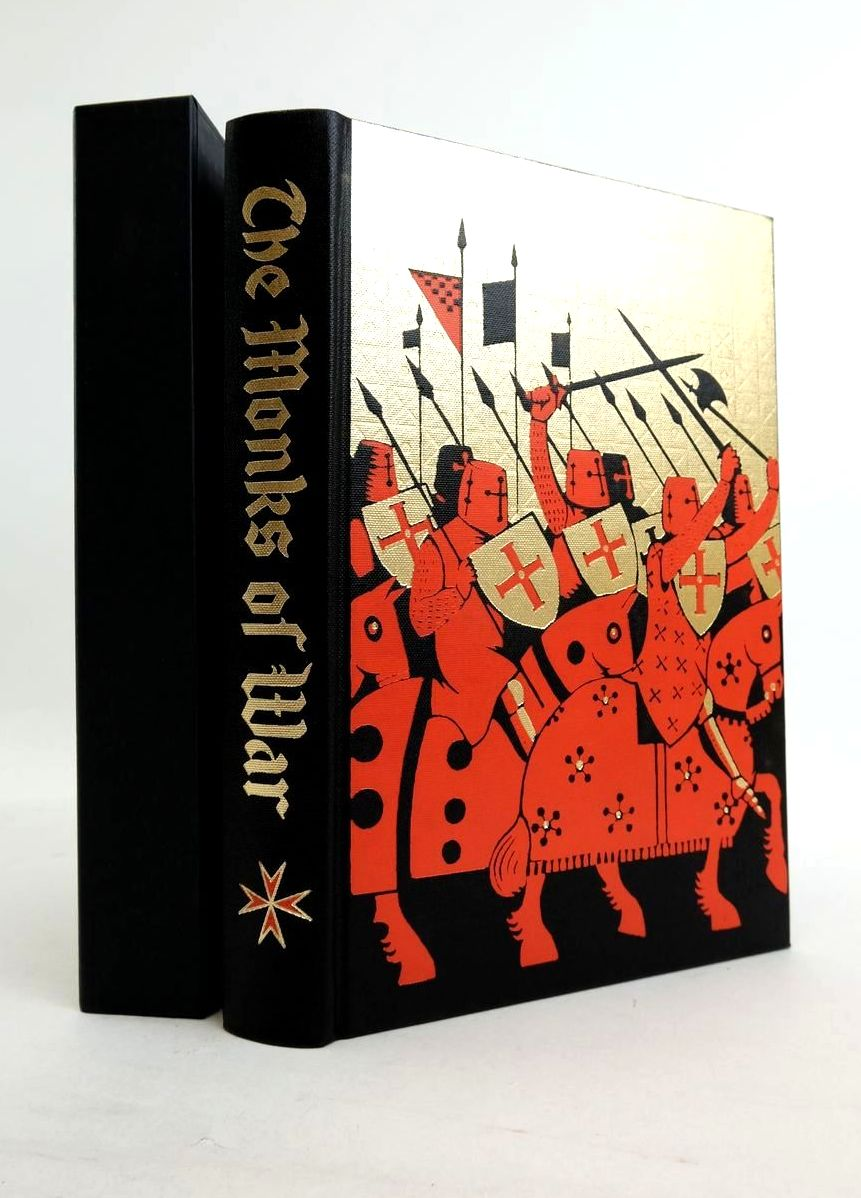 Photo of THE MONKS OF WAR written by Seward, Desmond published by Folio Society (STOCK CODE: 1821386)  for sale by Stella & Rose's Books