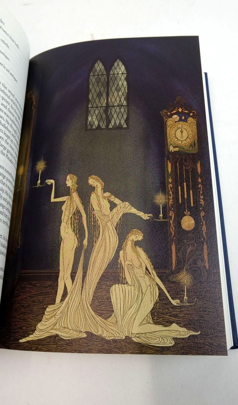 Photo of SEVEN GOTHIC TALES written by Dinesen, Isak Atwood, Margaret illustrated by Baylay, Kate published by Folio Society (STOCK CODE: 1821393)  for sale by Stella & Rose's Books