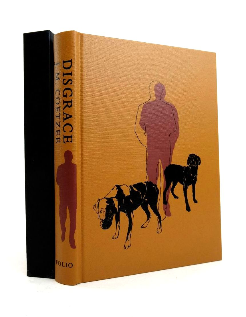 Photo of DISGRACE written by Coetzee, J.M. Hope, Christopher illustrated by Gibson, Andrew published by Folio Society (STOCK CODE: 1821402)  for sale by Stella & Rose's Books