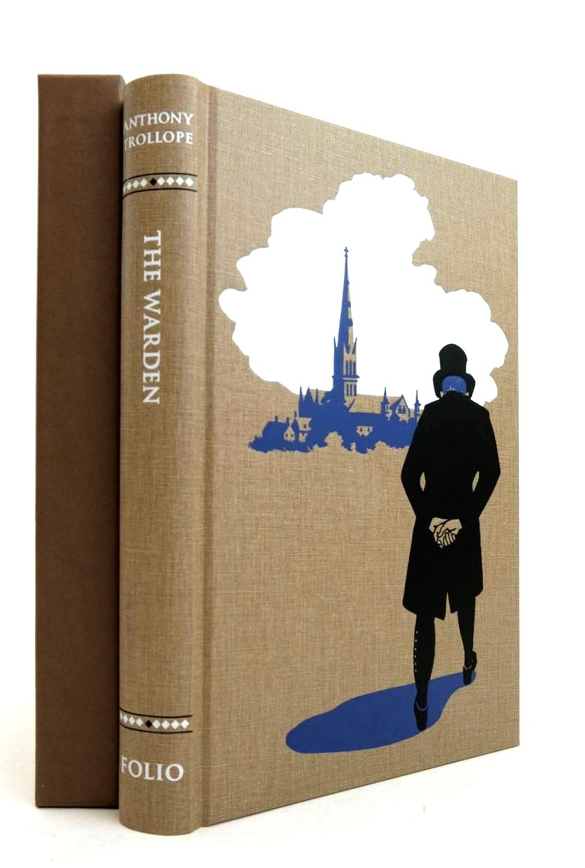 Photo of THE WARDEN written by Trollope, Anthony Smiley, Jane illustrated by Bragg, Bill published by Folio Society (STOCK CODE: 1821422)  for sale by Stella & Rose's Books