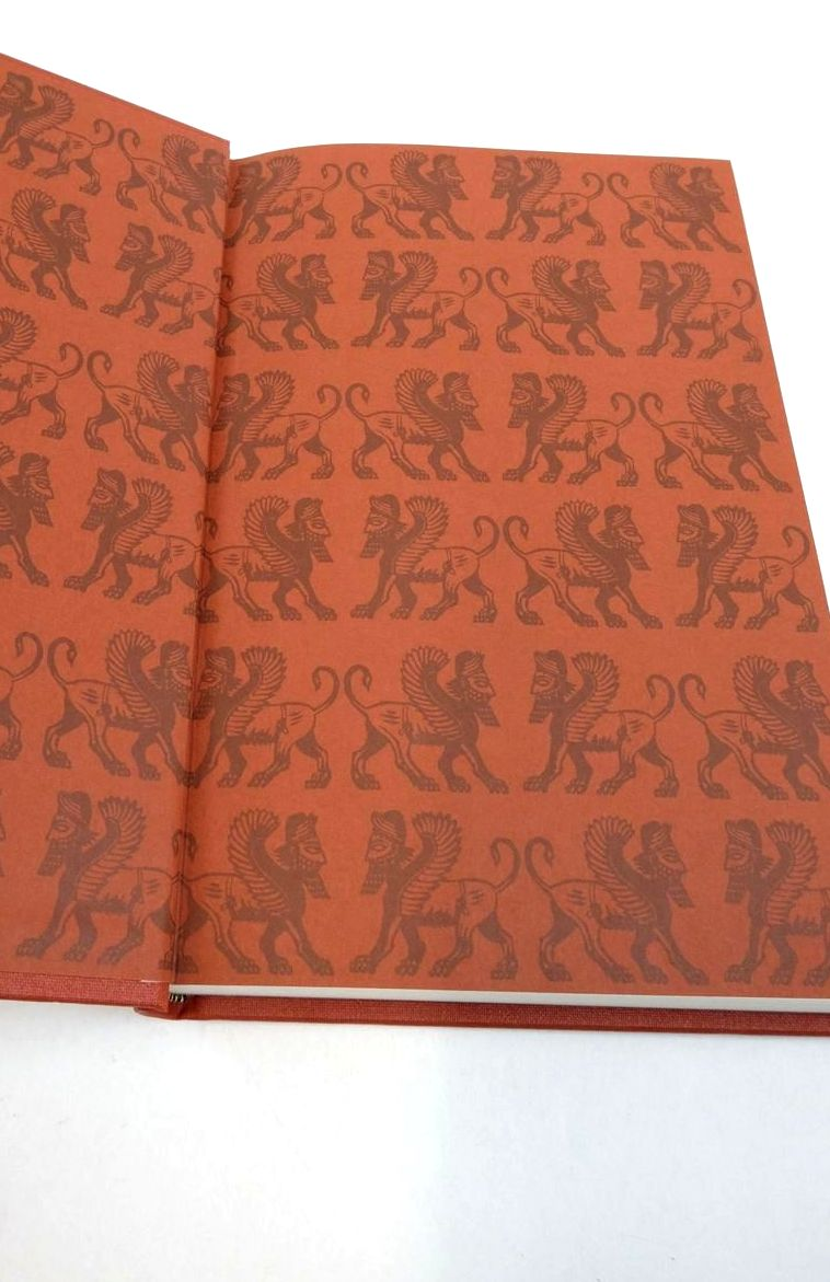 Photo of THE EPIC OF GILGAMESH written by George, Andrew illustrated by Mosley, Francis published by Folio Society (STOCK CODE: 1821430)  for sale by Stella & Rose's Books