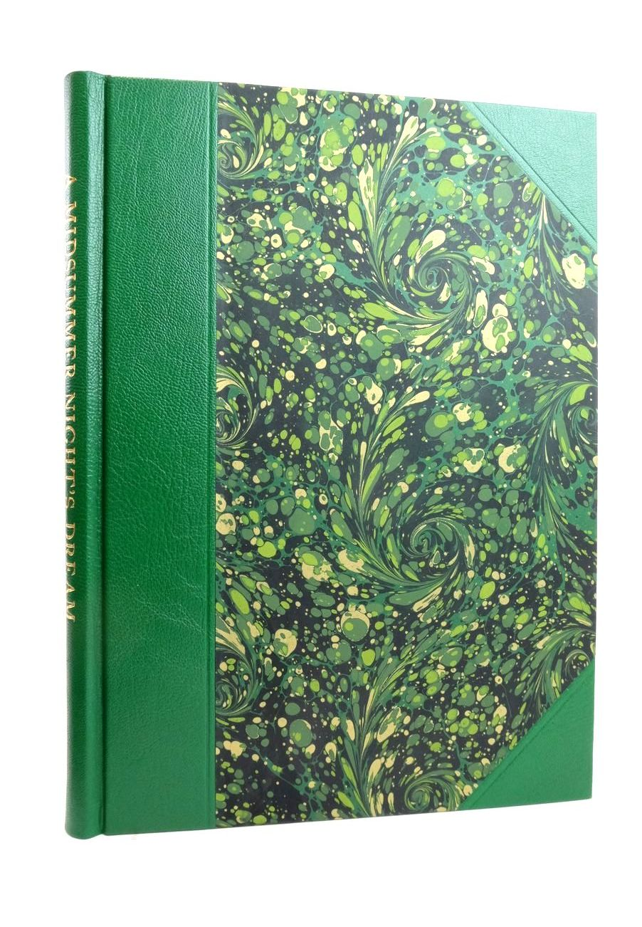 Photo of A MIDSUMMER NIGHT'S DREAM (THE LETTERPRESS SHAKESPEARE) written by Shakespeare, William Holland, Peter published by Folio Society (STOCK CODE: 1821433)  for sale by Stella & Rose's Books