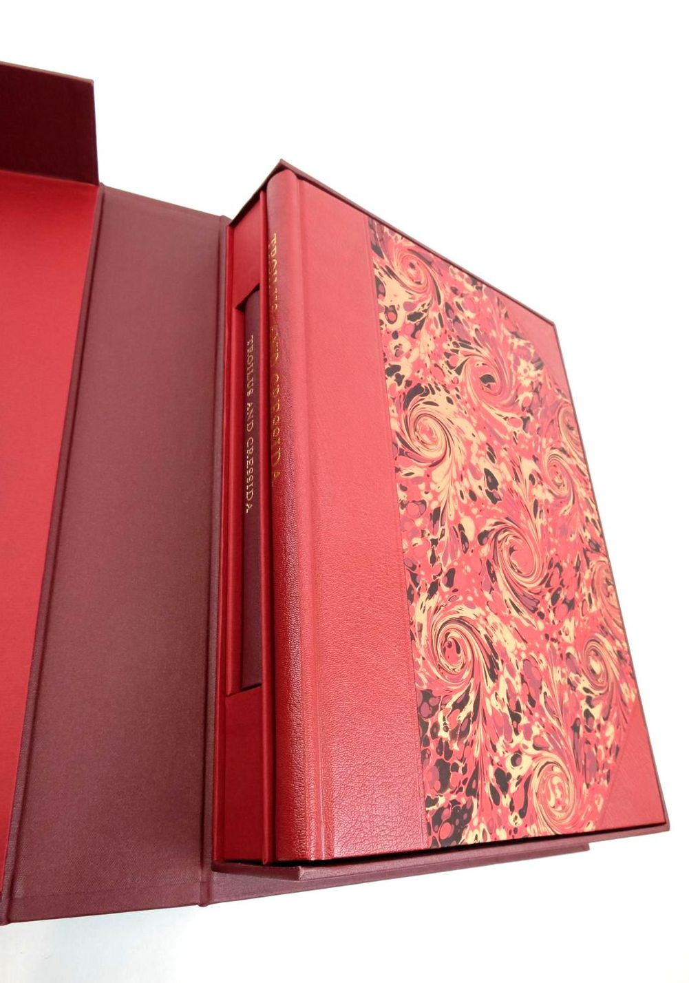 Photo of TROILUS AND CRESSIDA (THE LETTERPRESS SHAKESPEARE) written by Shakespeare, William Muir, Kenneth published by Folio Society (STOCK CODE: 1821434)  for sale by Stella & Rose's Books