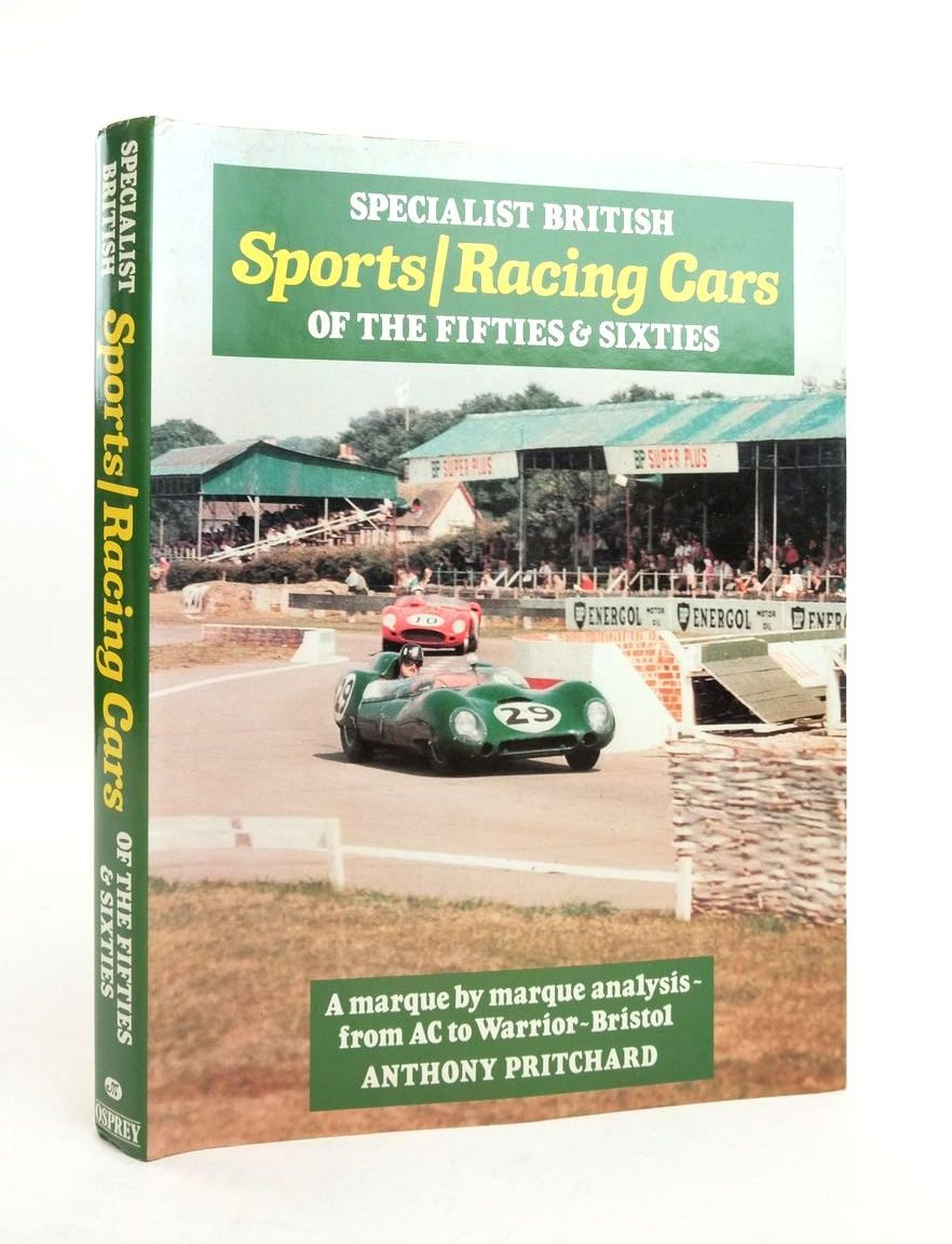 Photo of SPECIALIST BRITISH SPORTS/RACING CARS OF THE FIFTIES & SIXTIES- Stock Number: 1821436