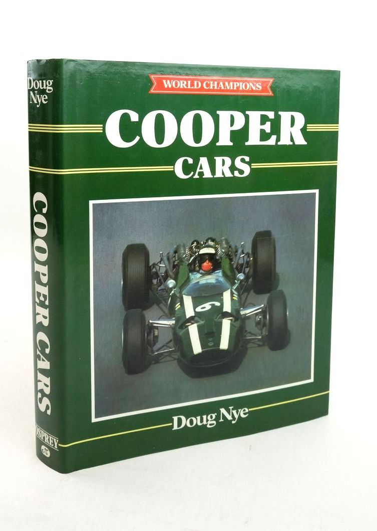 Photo of COOPER CARS written by Nye, Doug published by Osprey Publishing (STOCK CODE: 1821440)  for sale by Stella & Rose's Books
