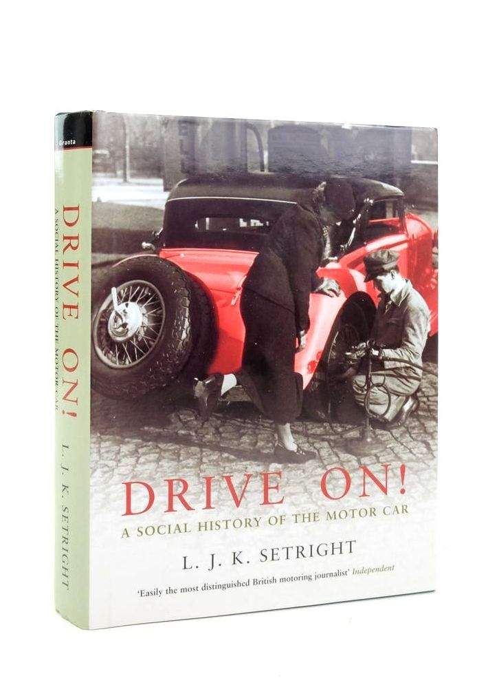 Photo of DRIVE ON! A SOCIAL HISTORY OF THE MOTOR CAR- Stock Number: 1821444