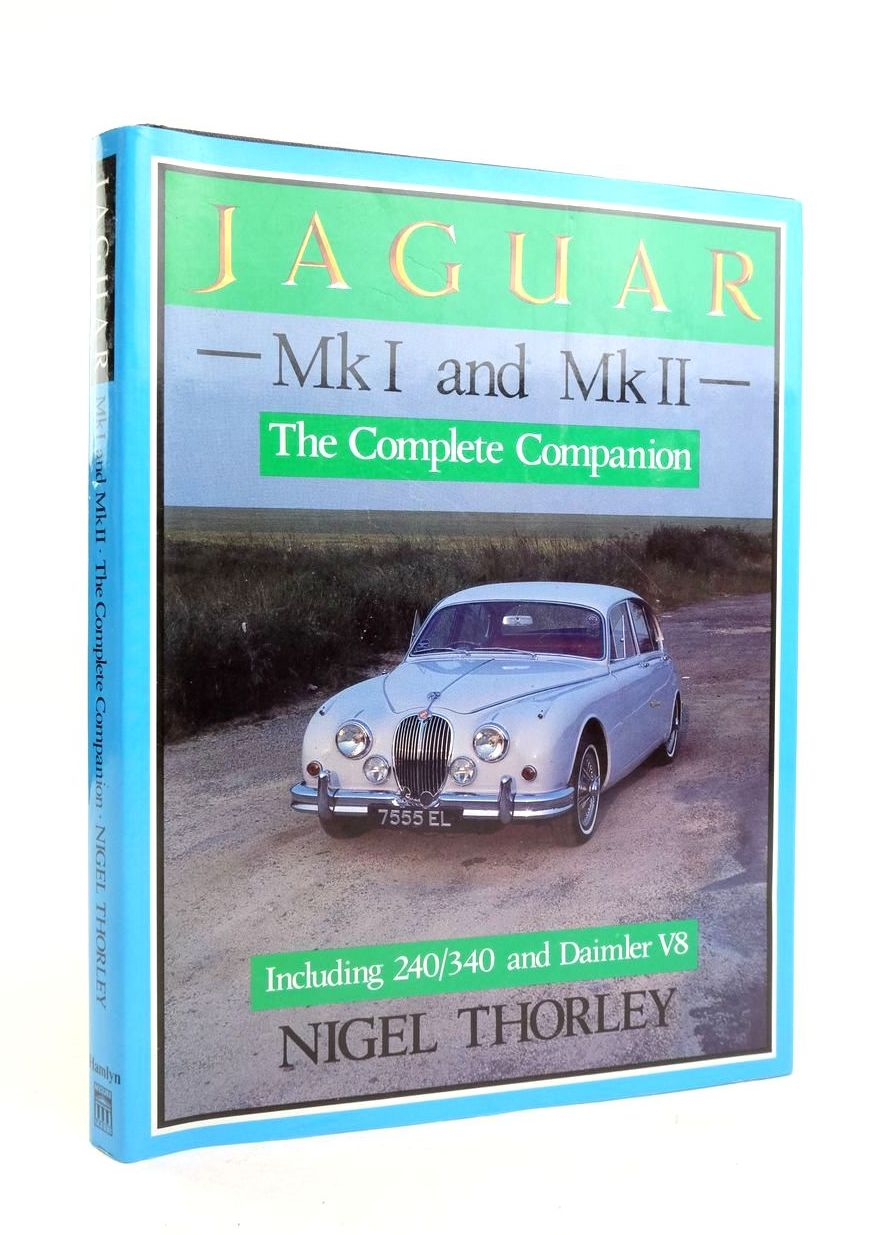 Photo of JAGUAR MKI AND MKII THE COMPLETE COMPANION written by Thorley, Nigel published by Temple Press (STOCK CODE: 1821448)  for sale by Stella & Rose's Books