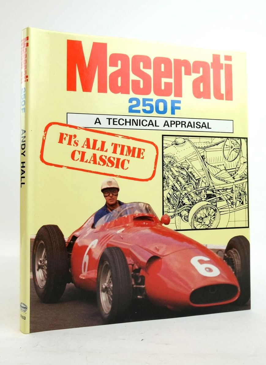 Photo of MASERATI 250F written by Hall, Andy published by Foulis, Haynes Publishing Group (STOCK CODE: 1821455)  for sale by Stella & Rose's Books