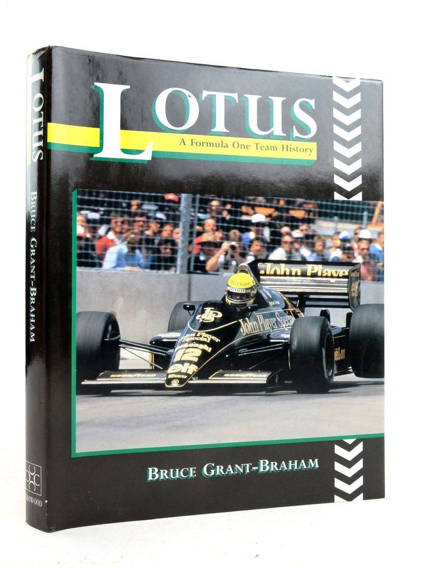 Photo of LOTUS: A FORMULA ONE TEAM HISTORY- Stock Number: 1821456