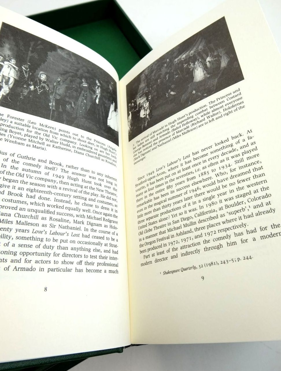 Photo of LOVE'S LABOUR'S LOST written by Shakespeare, William Hibbard, G.R. published by Folio Society (STOCK CODE: 1821466)  for sale by Stella & Rose's Books