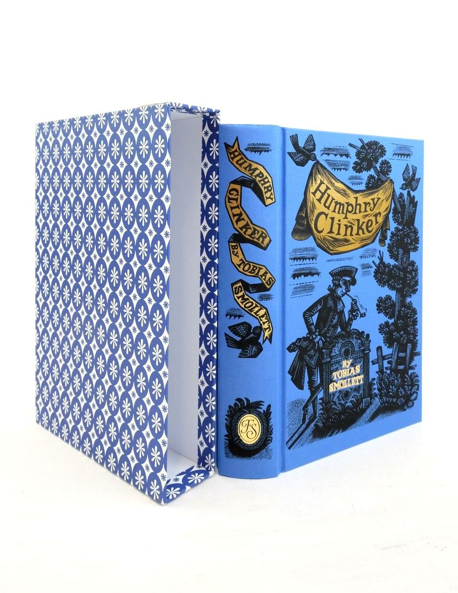 Photo of THE EXPEDITION OF HUMPHRY CLINKER written by Smollett, Tobias Sutherland, John illustrated by Harris, Derrick published by Folio Society (STOCK CODE: 1821467)  for sale by Stella & Rose's Books