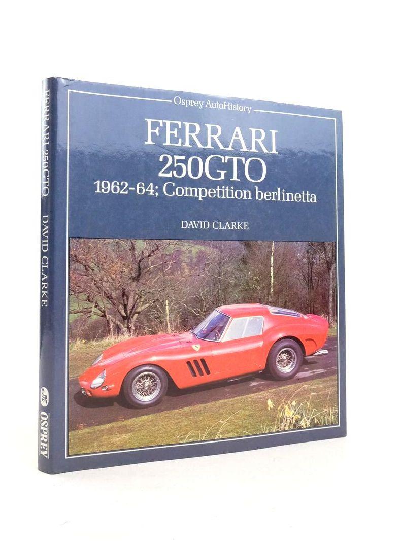 Photo of FERRARI 250GTO (OSPREY AUTOHISTORY)- Stock Number: 1821492