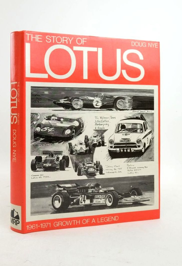 Photo of THE STORY OF LOTUS 1961-1971: GROWTH OF A LEGEND- Stock Number: 1821495