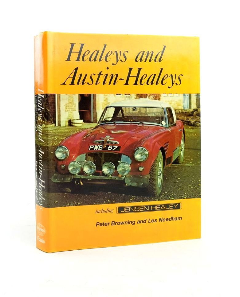 Photo of HEALEYS AND AUSTIN-HEALEYS: INCLUDING JENSEN-HEALEY- Stock Number: 1821497