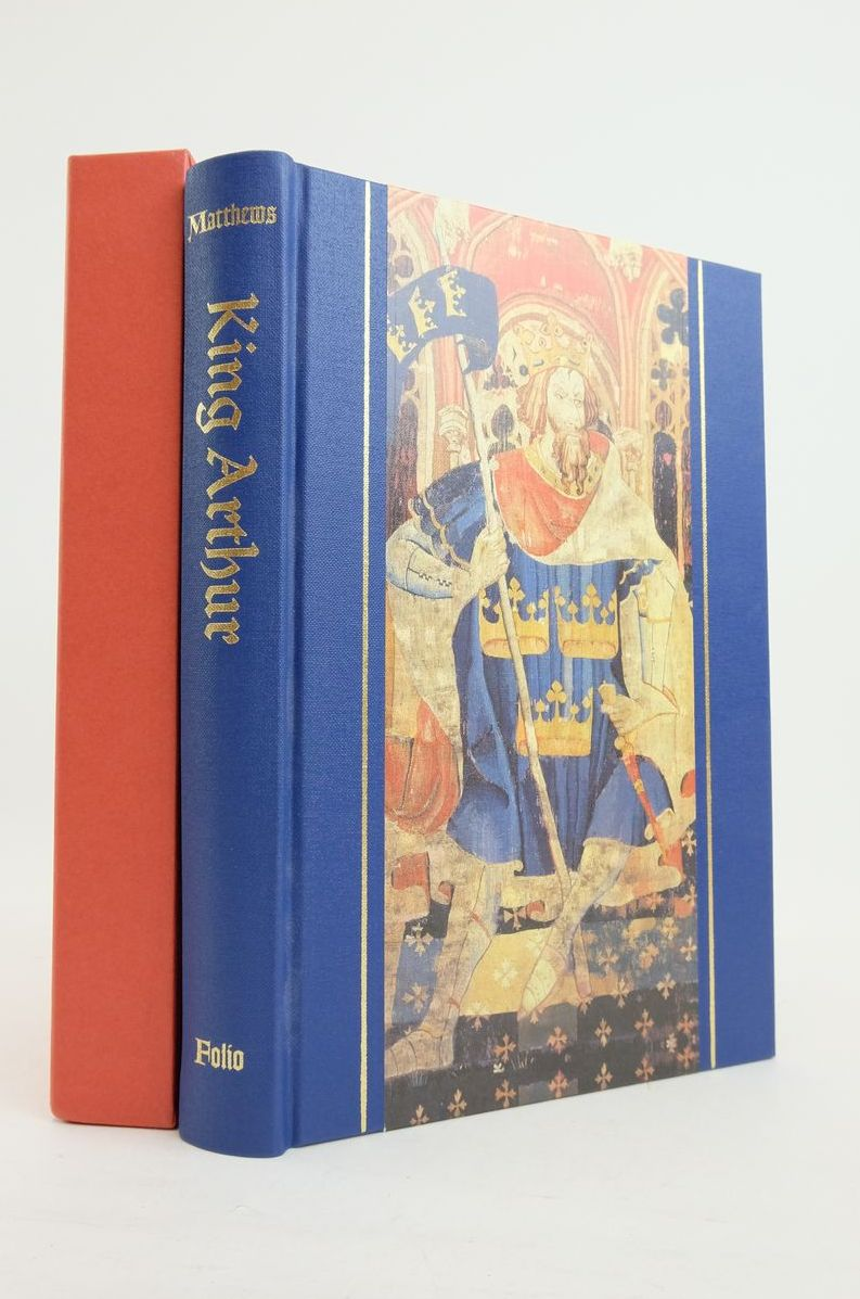 Photo of KING ARTHUR HISTORY & LEGEND written by Matthews, John Matthews, Caitlin published by Folio Society (STOCK CODE: 1821511)  for sale by Stella & Rose's Books