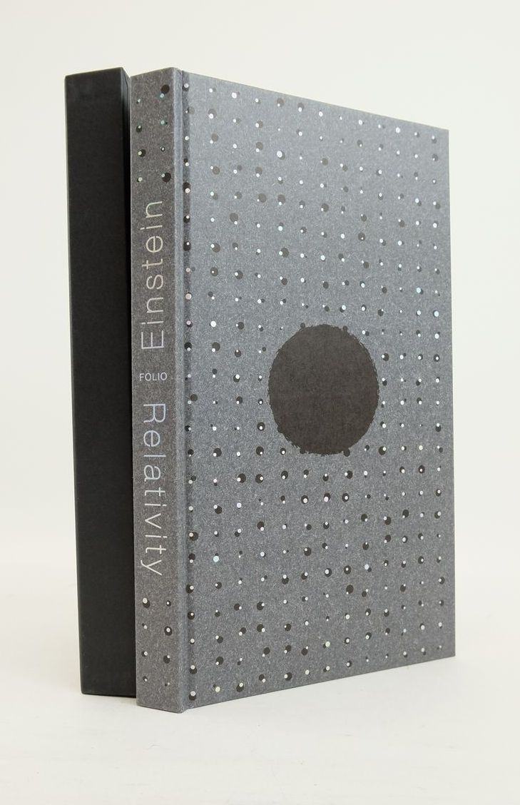 Photo of RELATIVITY: THE SPECIAL AND GENERAL THEORY- Stock Number: 1821513
