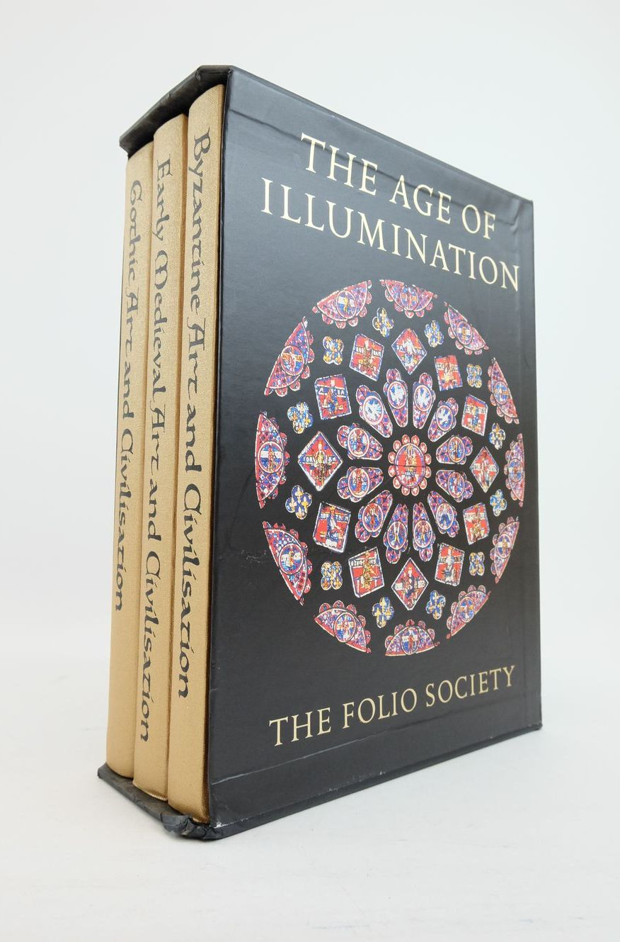 Photo of THE AGE OF ILLUMINATION (3 VOLUMES) written by Henderson, George Runciman, Steven published by Folio Society (STOCK CODE: 1821515)  for sale by Stella & Rose's Books