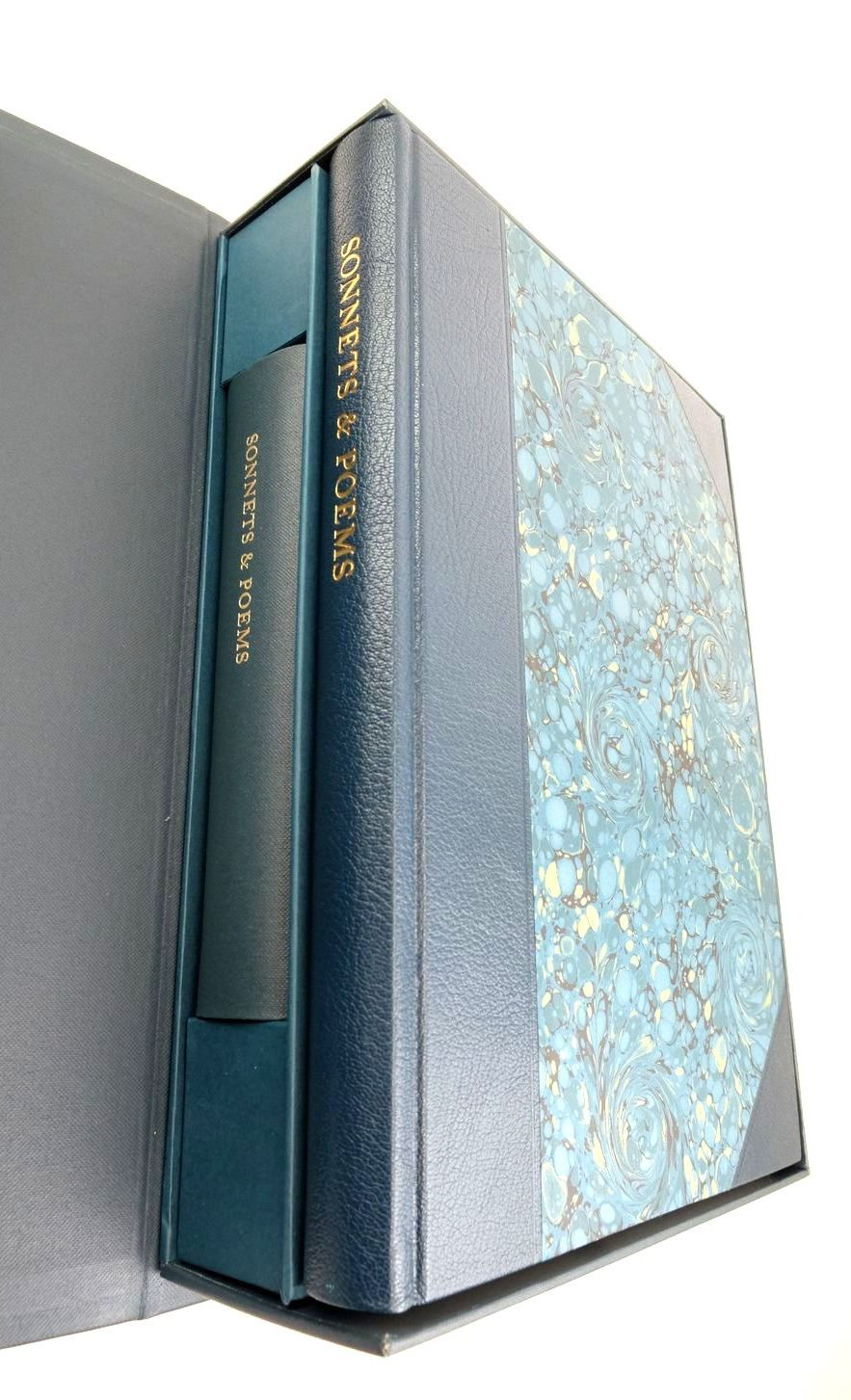 Photo of SONNETS & POEMS (THE LETTERPRESS SHAKESPEARE) written by Shakespeare, William Burrow, Colin published by Folio Society (STOCK CODE: 1821550)  for sale by Stella & Rose's Books