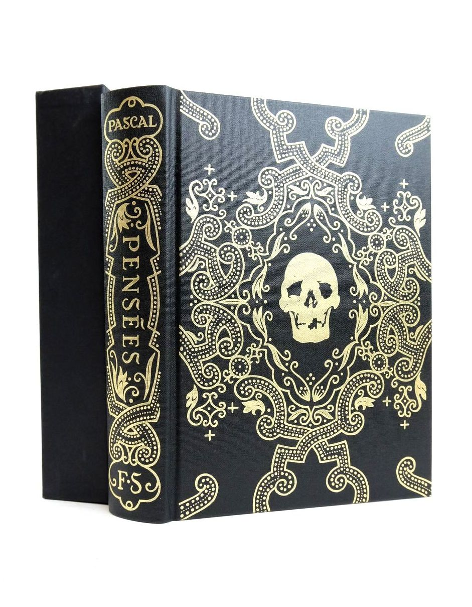 Photo of PENSEES written by Pascal, Blaise Krailsheimer, A.J. Eliot, T.S. published by Folio Society (STOCK CODE: 1821553)  for sale by Stella & Rose's Books