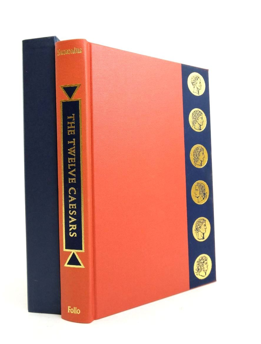 Photo of THE TWELVE CAESARS written by Tranquillus, Gaius Suetonius Graves, Robert illustrated by Hawthorn, Raymond published by Folio Society (STOCK CODE: 1821560)  for sale by Stella & Rose's Books