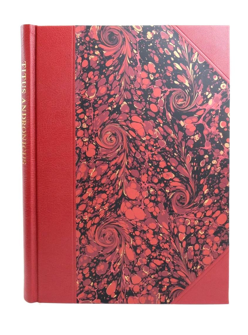 Photo of TITUS ANDRONICUS (THE LETTERPRESS SHAKESPEARE) written by Shakespeare, William Waith, Eugene M. published by Folio Society (STOCK CODE: 1821565)  for sale by Stella & Rose's Books