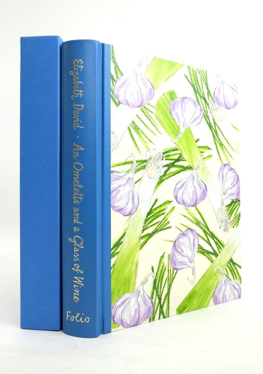 Photo of AN OMELETTE AND A GLASS OF WINE written by David, Elizabeth Norman, Jill Grey, Johnny illustrated by Alix, Marie Maccarthy, Sophie published by Folio Society (STOCK CODE: 1821569)  for sale by Stella & Rose's Books