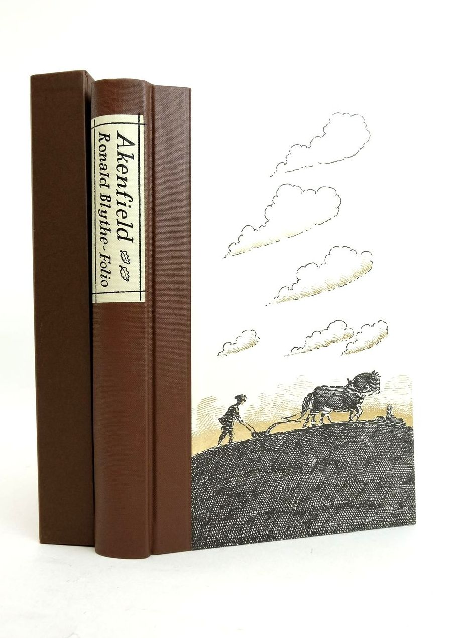 Photo of AKENFIELD: PORTRAIT OF AN ENGLISH VILLAGE written by Blythe, Ronald illustrated by Bailey, Peter published by Folio Society (STOCK CODE: 1821585)  for sale by Stella & Rose's Books