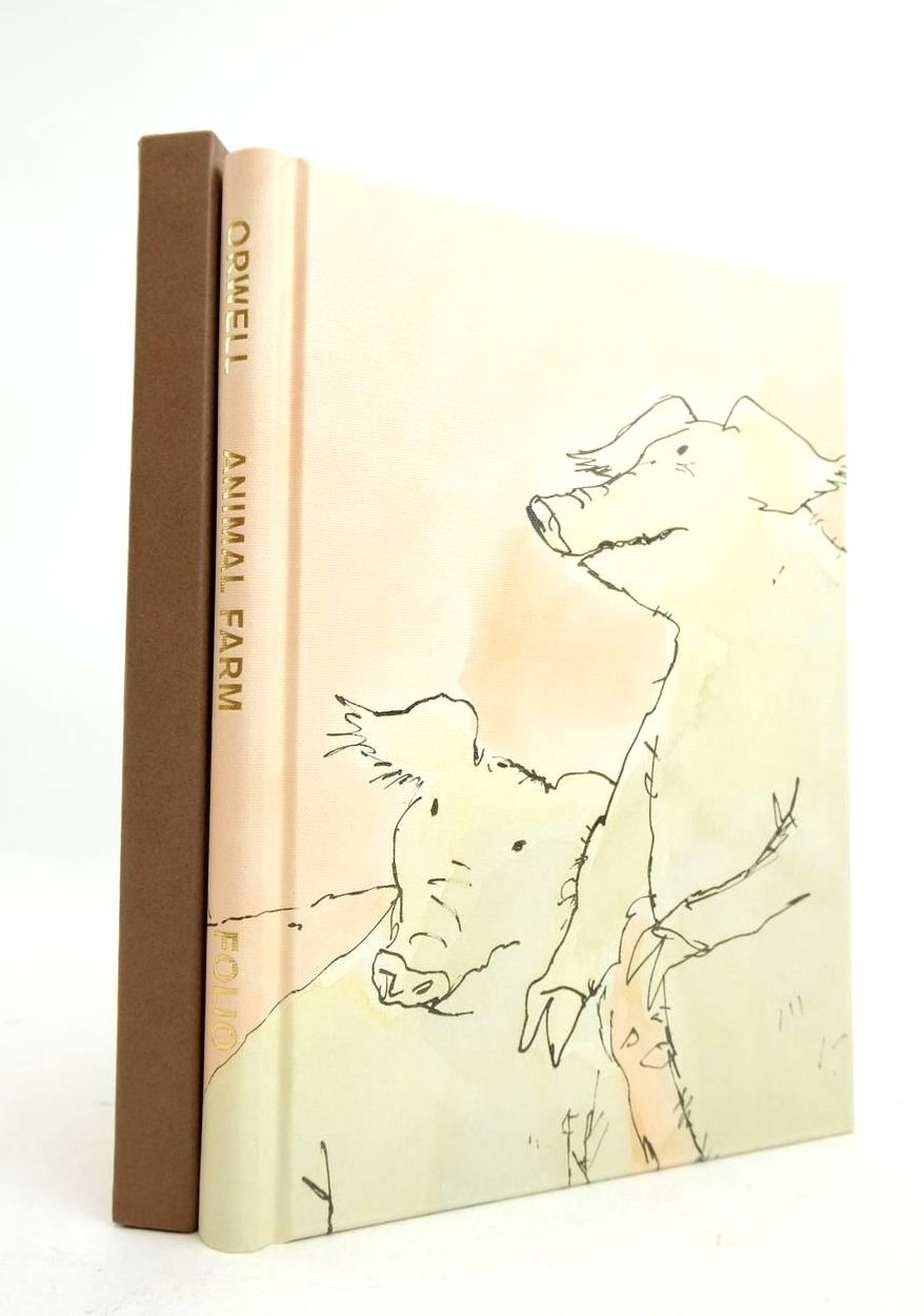 Photo of ANIMAL FARM: A FAIRY STORY written by Orwell, George illustrated by Blake, Quentin published by Folio Society (STOCK CODE: 1821587)  for sale by Stella & Rose's Books