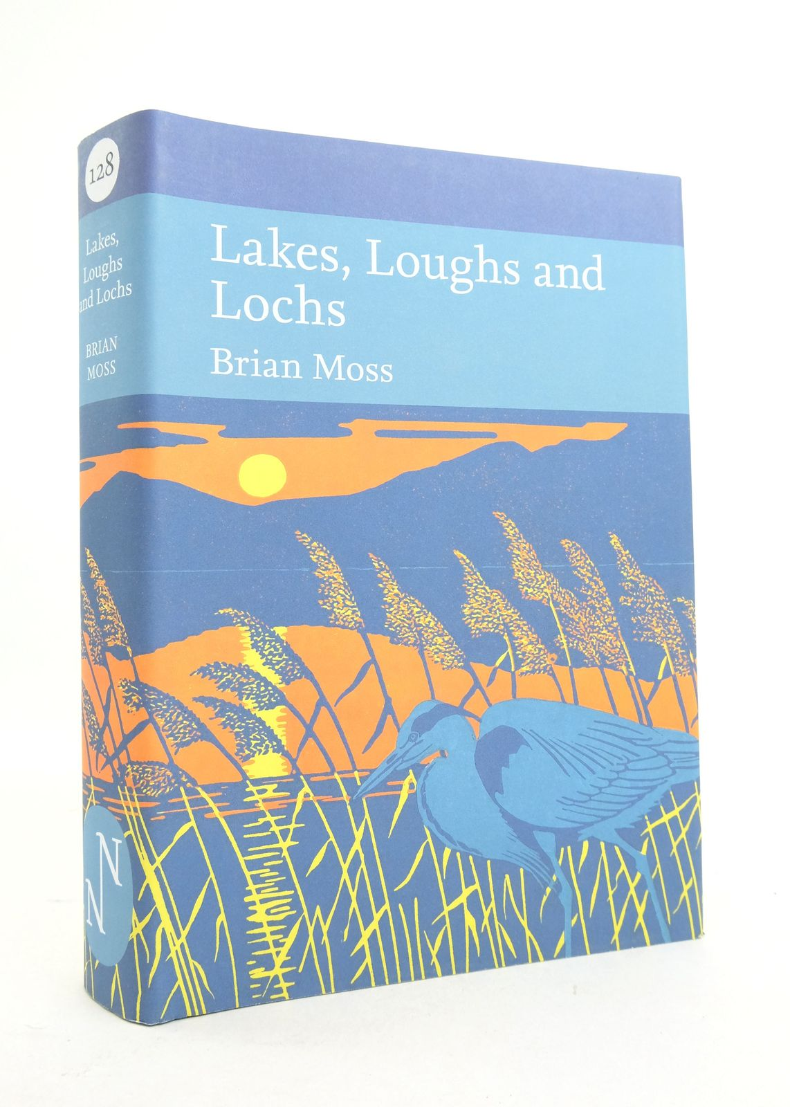 Photo of LAKES, LOUGHS AND LOCHS (NN 128) written by Moss, Brian published by Collins (STOCK CODE: 1821595)  for sale by Stella & Rose's Books