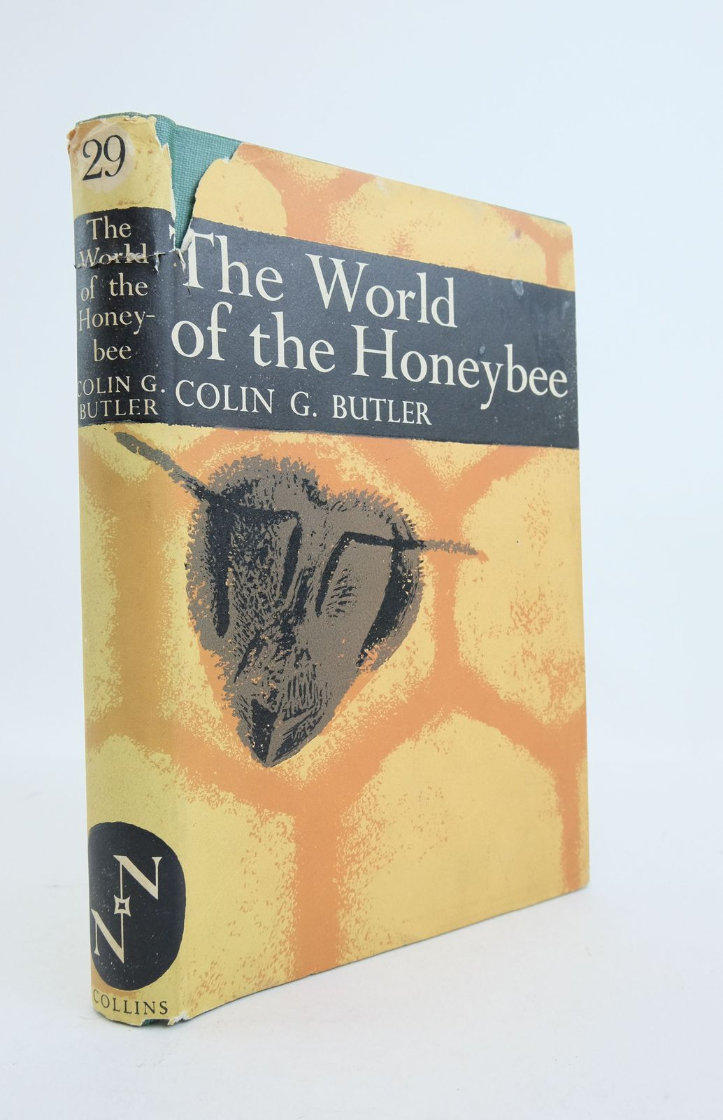 Photo of THE WORLD OF THE HONEYBEE (NN 29)- Stock Number: 1821597