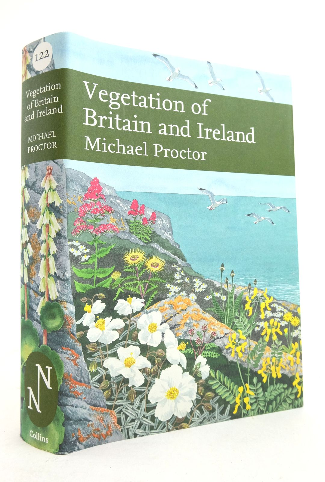 Photo of VEGETATION OF BRITAIN AND IRELAND (NN 122) written by Proctor, Michael published by William Collins (STOCK CODE: 1821603)  for sale by Stella & Rose's Books