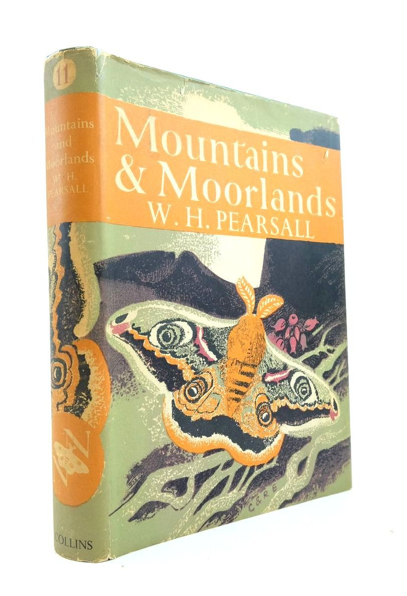 Photo of MOUNTAINS AND MOORLANDS (NN 11) written by Pearsall, W.H. published by Collins (STOCK CODE: 1821605)  for sale by Stella & Rose's Books