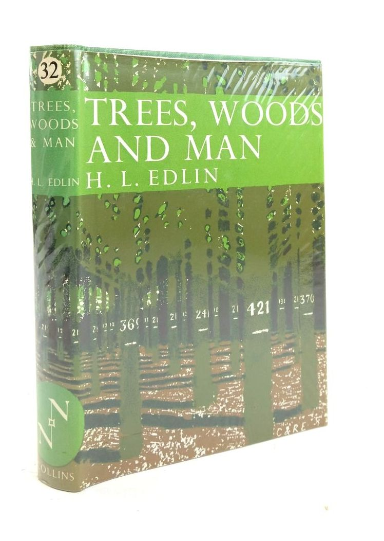 Photo of TREES, WOODS AND MAN (NN 32) written by Edlin, Herbert L. published by Collins (STOCK CODE: 1821609)  for sale by Stella & Rose's Books
