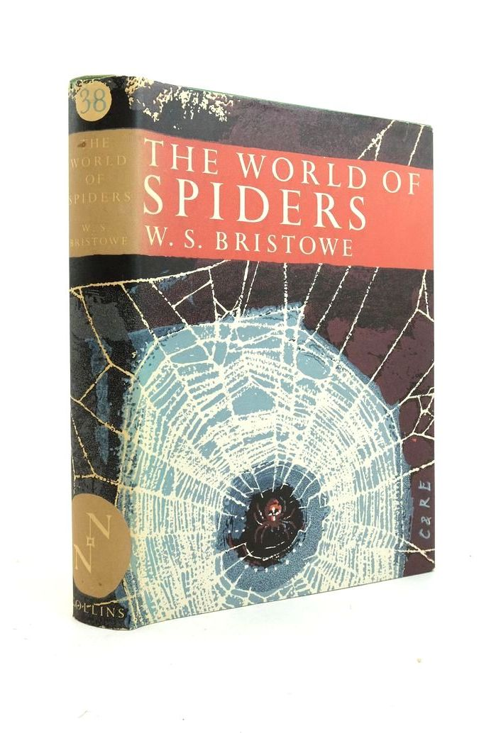 Photo of THE WORLD OF SPIDERS (NN 38)- Stock Number: 1821610