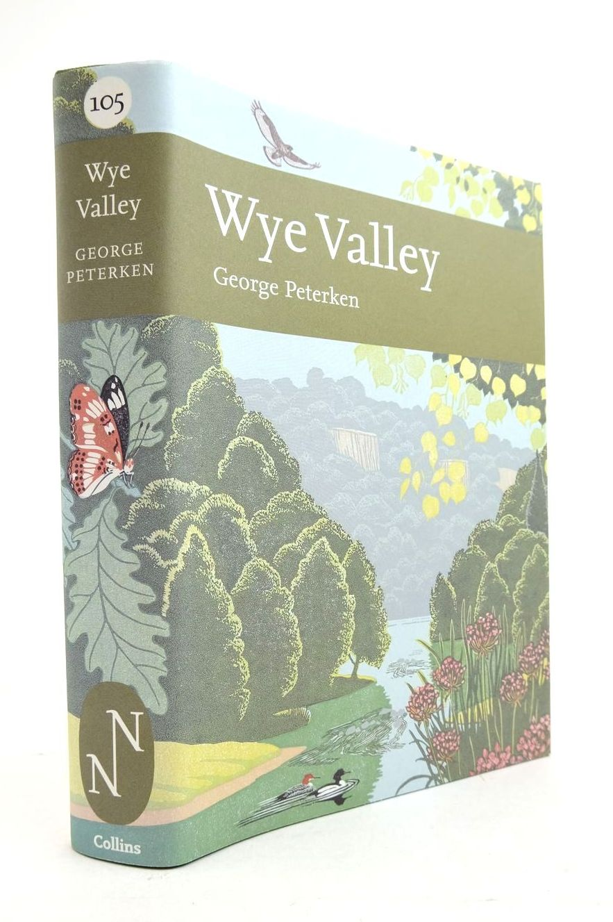 Photo of WYE VALLEY (NN 105) written by Peterken, George published by Collins (STOCK CODE: 1821616)  for sale by Stella & Rose's Books