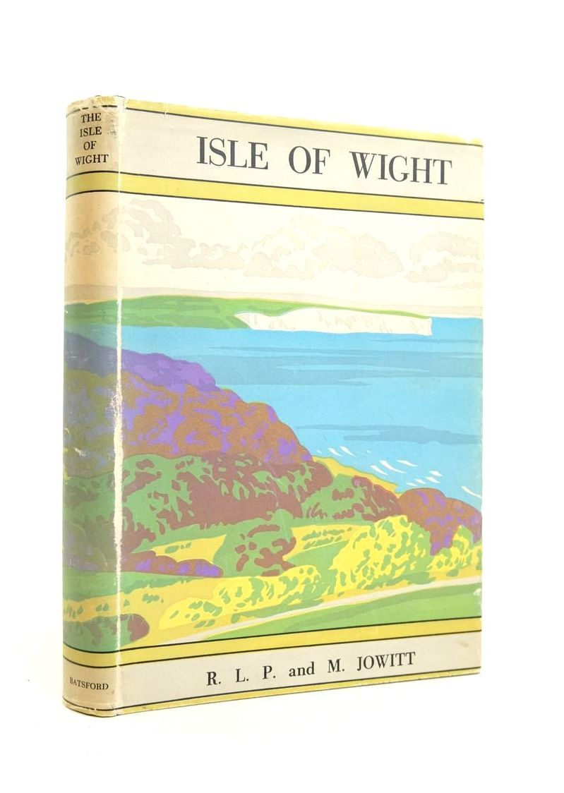 Photo of ISLE OF WIGHT written by Jowitt, R.L.P. Jowitt, Dorothy M. published by B.T. Batsford Ltd. (STOCK CODE: 1821619)  for sale by Stella & Rose's Books