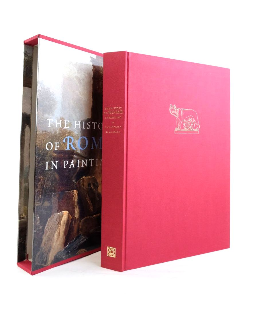 Photo of THE HISTORY OF ROME IN PAINTING- Stock Number: 1821632