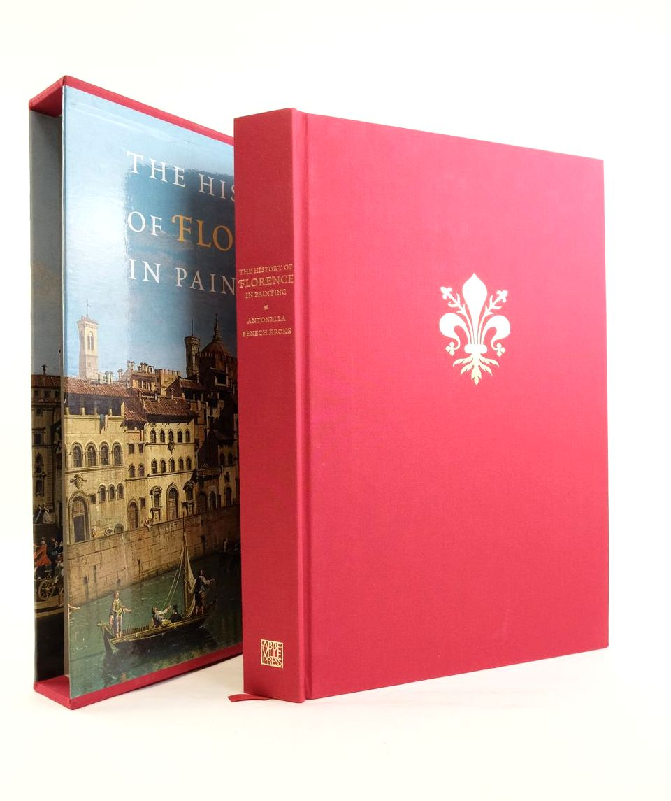 Photo of THE HISTORY OF FLORENCE IN PAINTING- Stock Number: 1821633