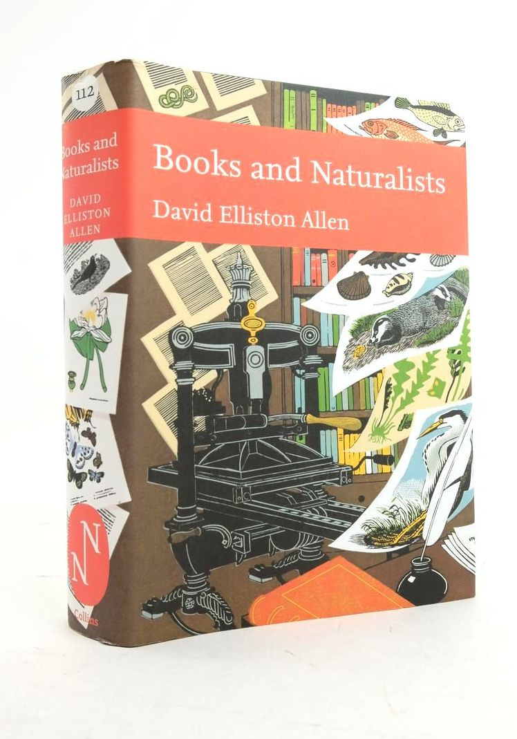 Photo of BOOKS AND NATURALISTS (NN 112)- Stock Number: 1821656
