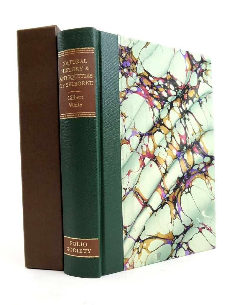 Photo of THE NATURAL HISTORY AND ANTIQUITIES OF SELBORNE written by White, Gilbert Niall, Ian illustrated by Wormell, Christopher published by Folio Society (STOCK CODE: 1821665)  for sale by Stella & Rose's Books