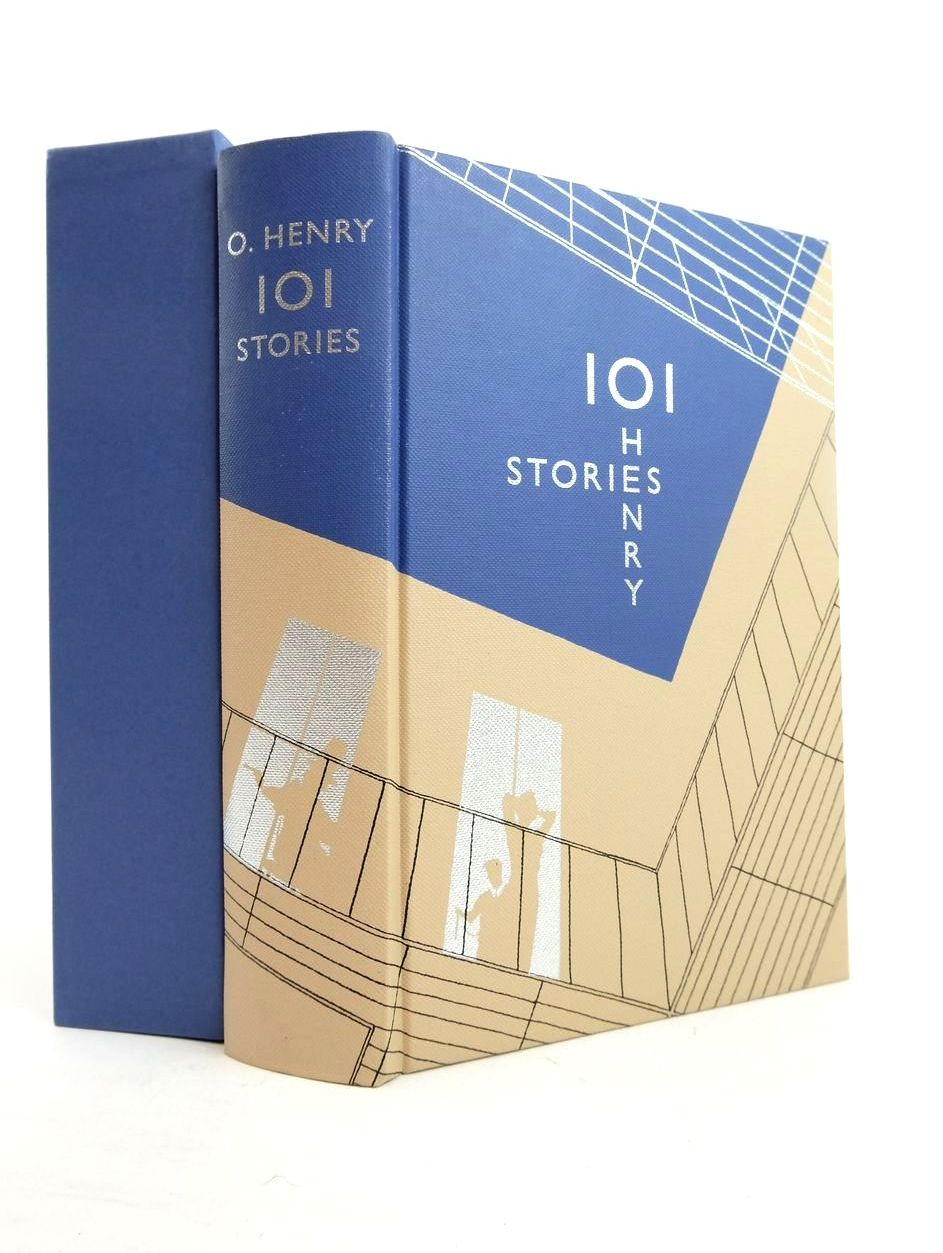 Photo of 101 STORIES written by Henry, O. Chappell, Fred illustrated by Waters, Rod published by Folio Society (STOCK CODE: 1821668)  for sale by Stella & Rose's Books