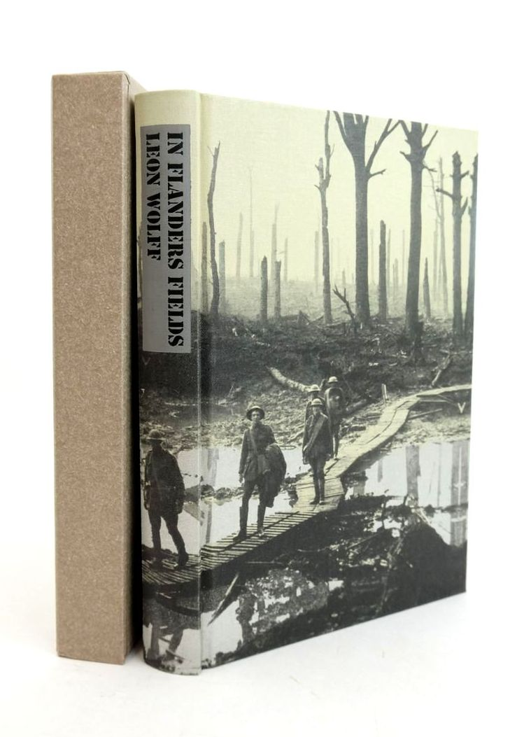 Photo of IN FLANDERS FIELDS: THE 1917 CAMPAIGN written by Wolff, Leon Fuller, J.F.C. published by Folio Society (STOCK CODE: 1821676)  for sale by Stella & Rose's Books