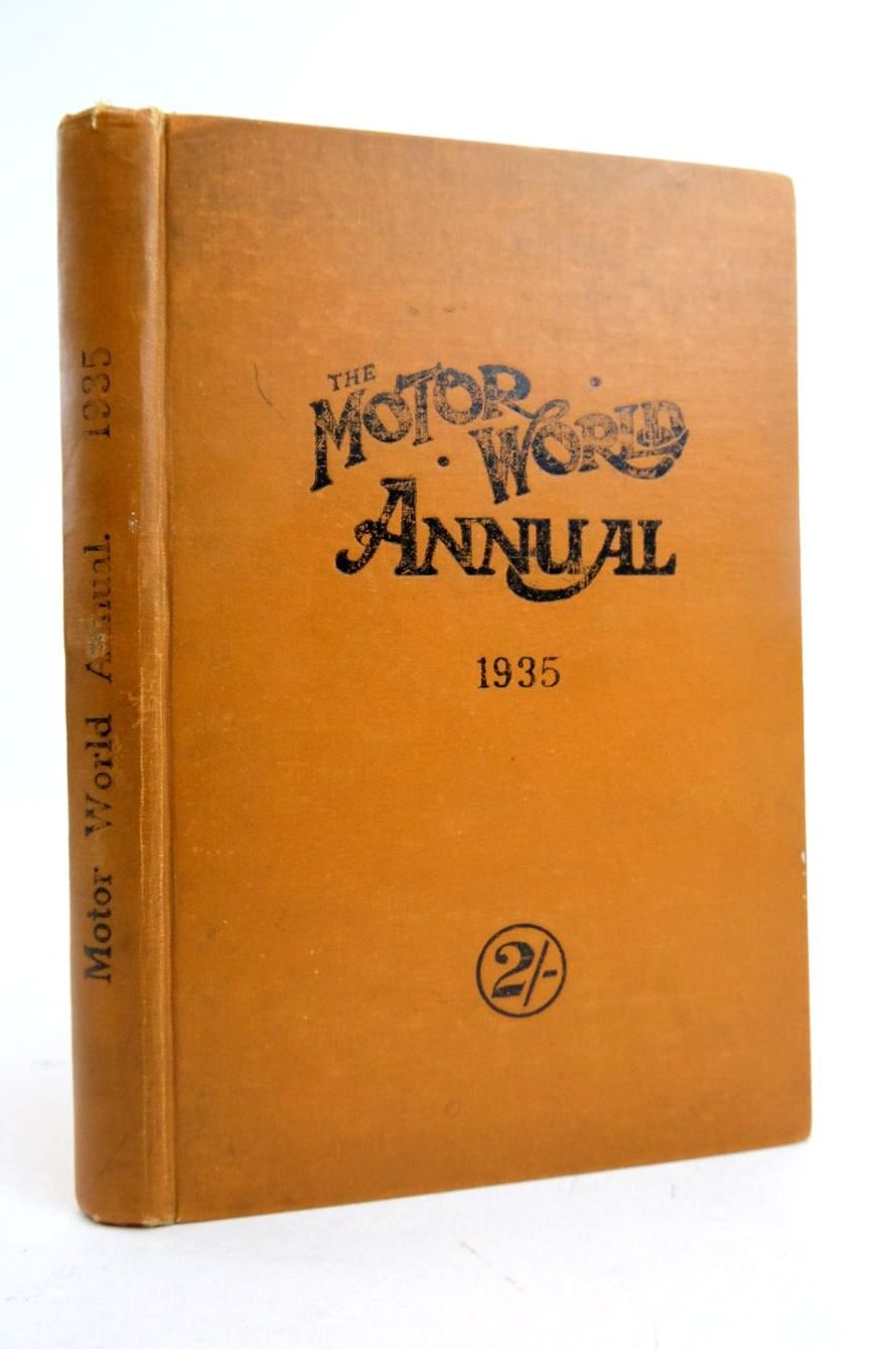 Photo of THE MOTOR WORLD ANNUAL 1935 written by Cutbush, George H. published by The Motor World Publishing Co. Ltd. (STOCK CODE: 1821696)  for sale by Stella & Rose's Books