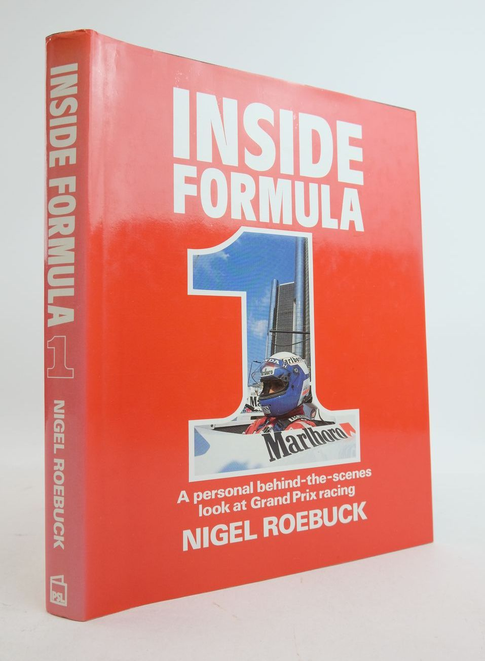Photo of INSIDE FORMULA 1 written by Roebuck, Nigel published by Patrick Stephens (STOCK CODE: 1821699)  for sale by Stella & Rose's Books