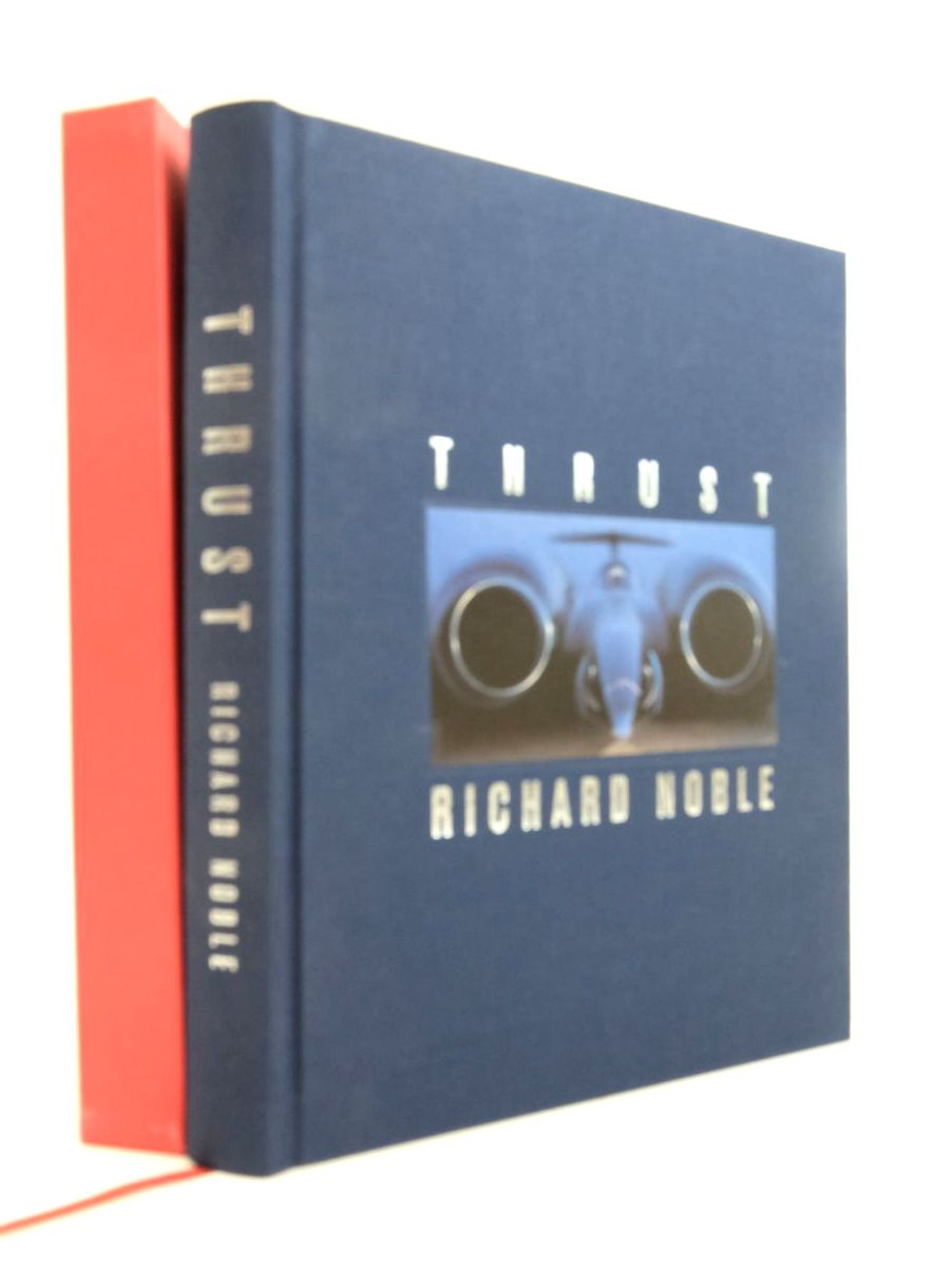 Photo of THRUST: THROUGH THE SOUND BARRIER written by Noble, Richard published by Partridge (STOCK CODE: 1821701)  for sale by Stella & Rose's Books